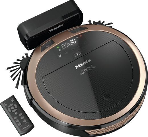 USISAVAČ ROBOT MIELE SCOUT RX3 Home Vision HD