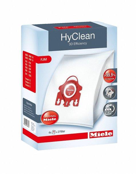 Vrećice za prašinu HyClean FJM 3D