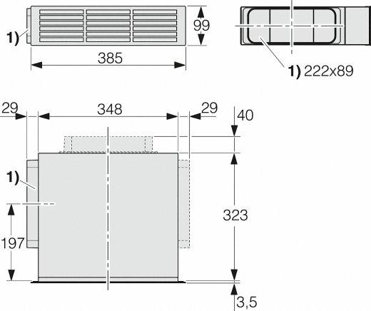 Set za pregradnju DUU 1000-2