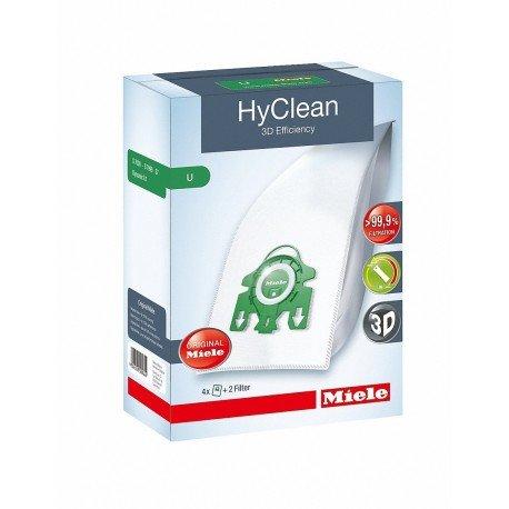 Vrećice za prašinu HyClean U 3D