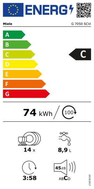 Energetska naljepnica