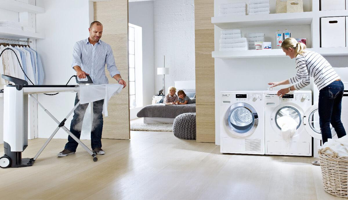 Revolucionarno štedljiva pri svakom pranju! Nova dimenzija čistoće.